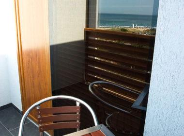 Двойна стая морски изглед
